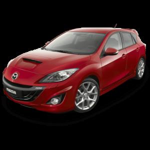 Выкуп бамперов Mazda Mazda 3 MPS
