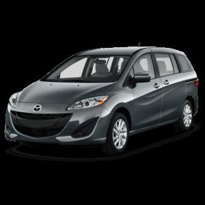 Выкуп бамперов Mazda Mazda 5