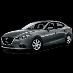 Выкуп бамперов Mazda Mazda Axela