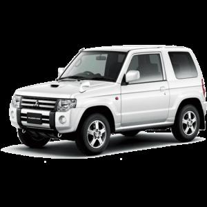 Выкуп бамперов Mitsubishi Mitsubishi Pajero Mini
