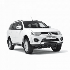 Выкуп бамперов Mitsubishi Mitsubishi Pajero Sport