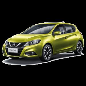 Выкуп Б/У запчастей Nissan Nissan Tiida