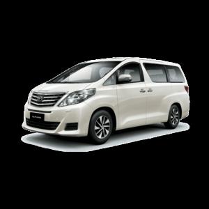 Выкуп битых запчастей Toyota Toyota Alphard