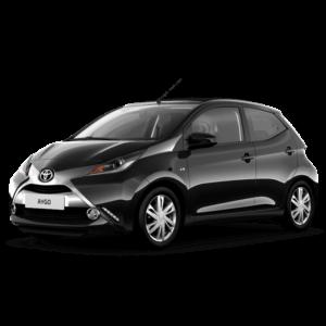 Выкуп битых запчастей Toyota Toyota Aygo
