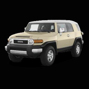 Выкуп битых запчастей Toyota Toyota FJ Cuiser