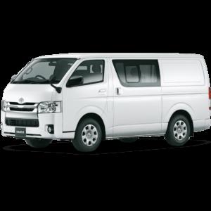 Выкуп битых запчастей Toyota Toyota Hiace