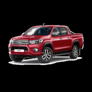 Выкуп битых запчастей Toyota Toyota Hilux